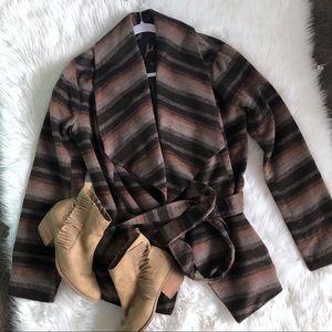 Jack • Striped Coat